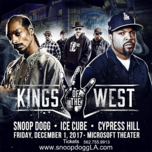 Kings Of The West  Friday Dec 1, 2017
