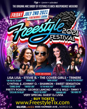 Freestyle Festival Norco Ca July 2, 2020